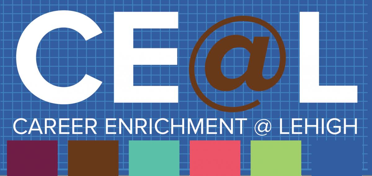 Career Enrichment @ Lehigh Logo